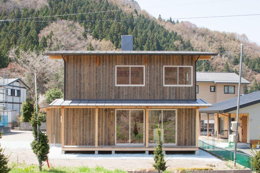堀さんの家